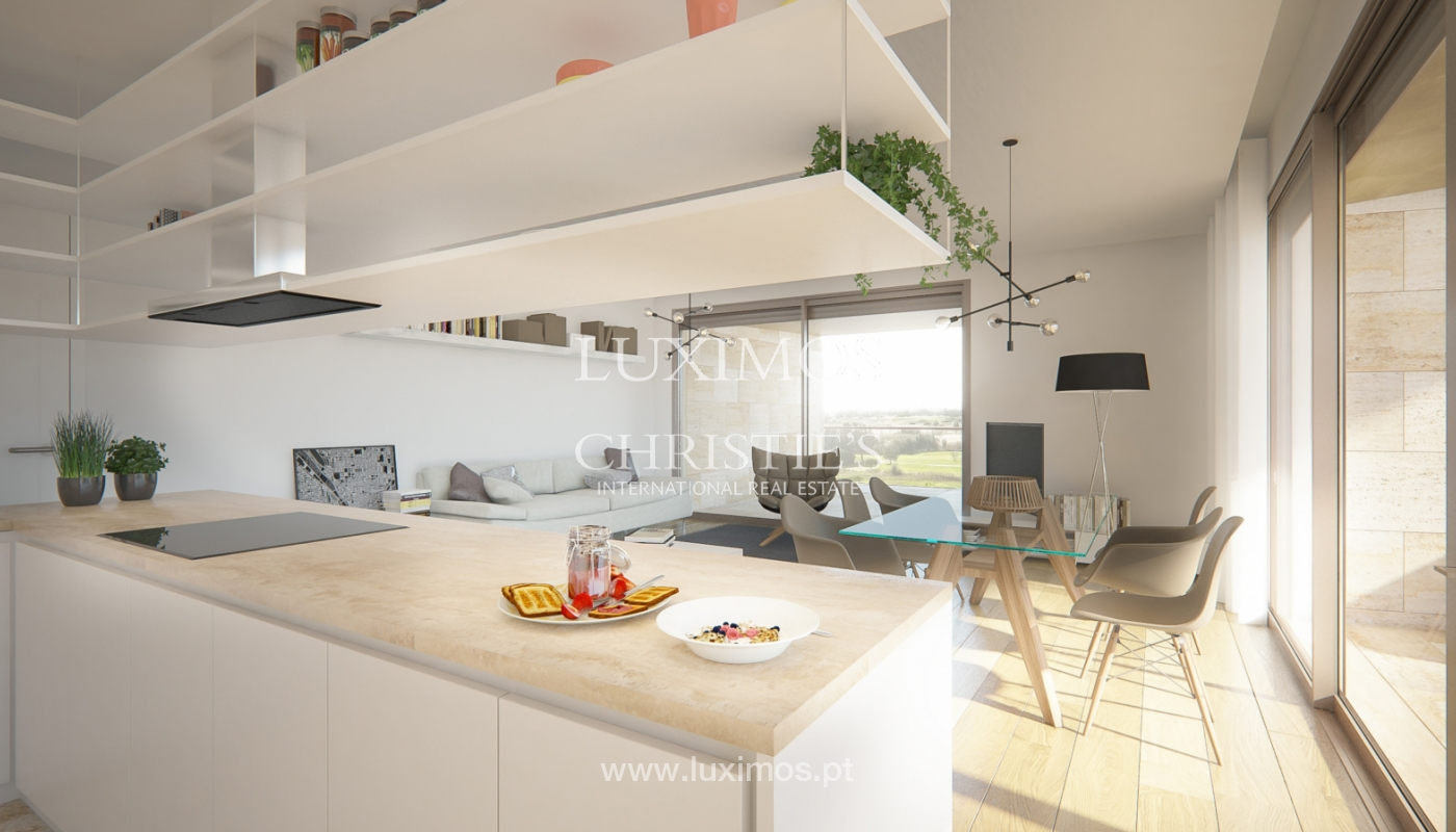 Sale of new apartment near the sea in Vilamoura, Algarve, Portugal_112785