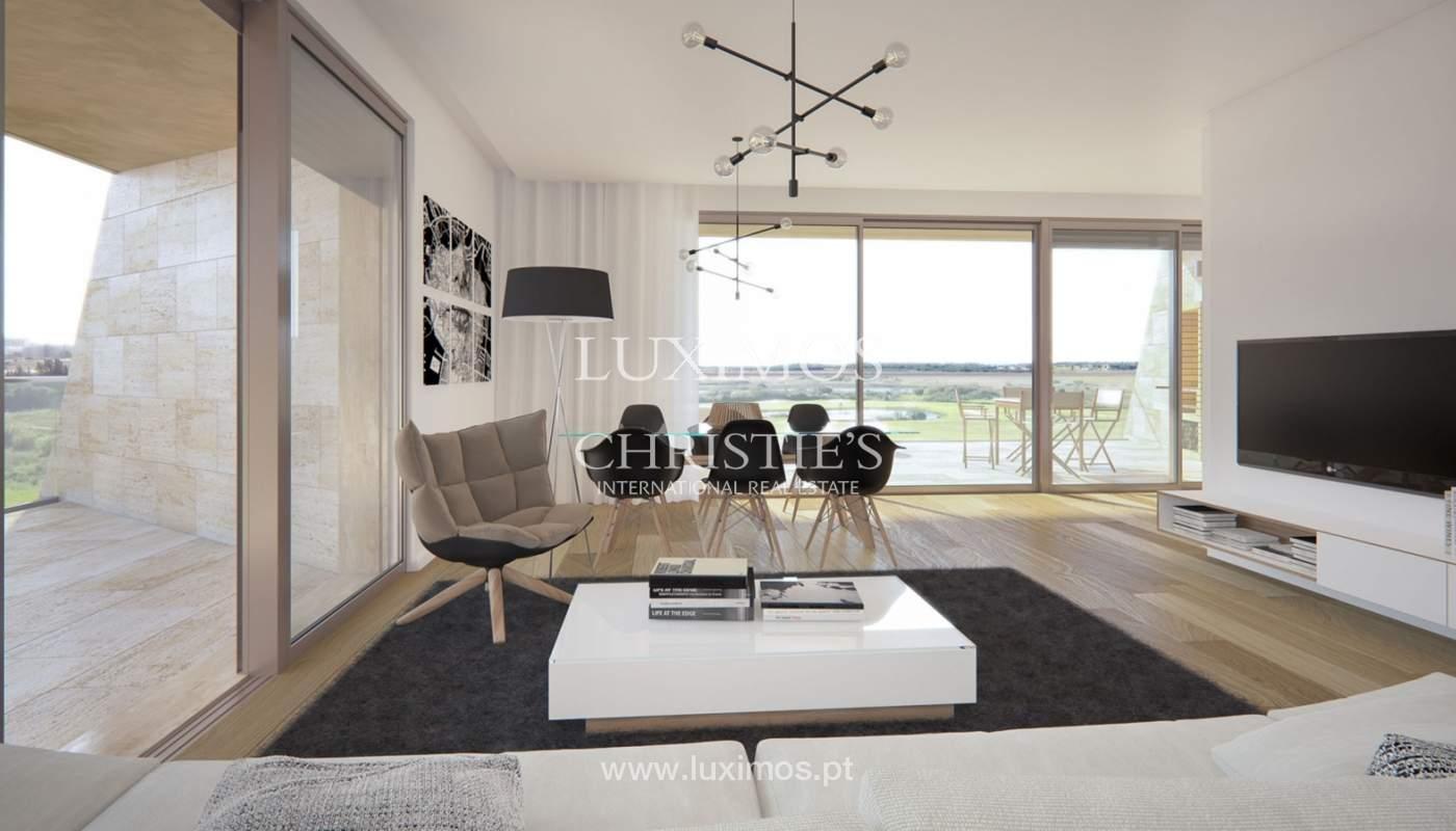 Sale of new apartment near the sea in Vilamoura, Algarve, Portugal_112794