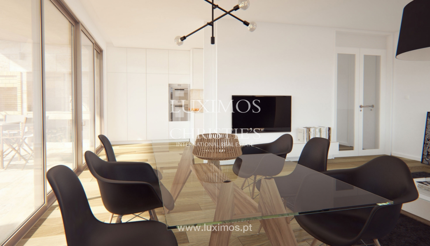 Sale of new apartment near the sea in Vilamoura, Algarve, Portugal_112803