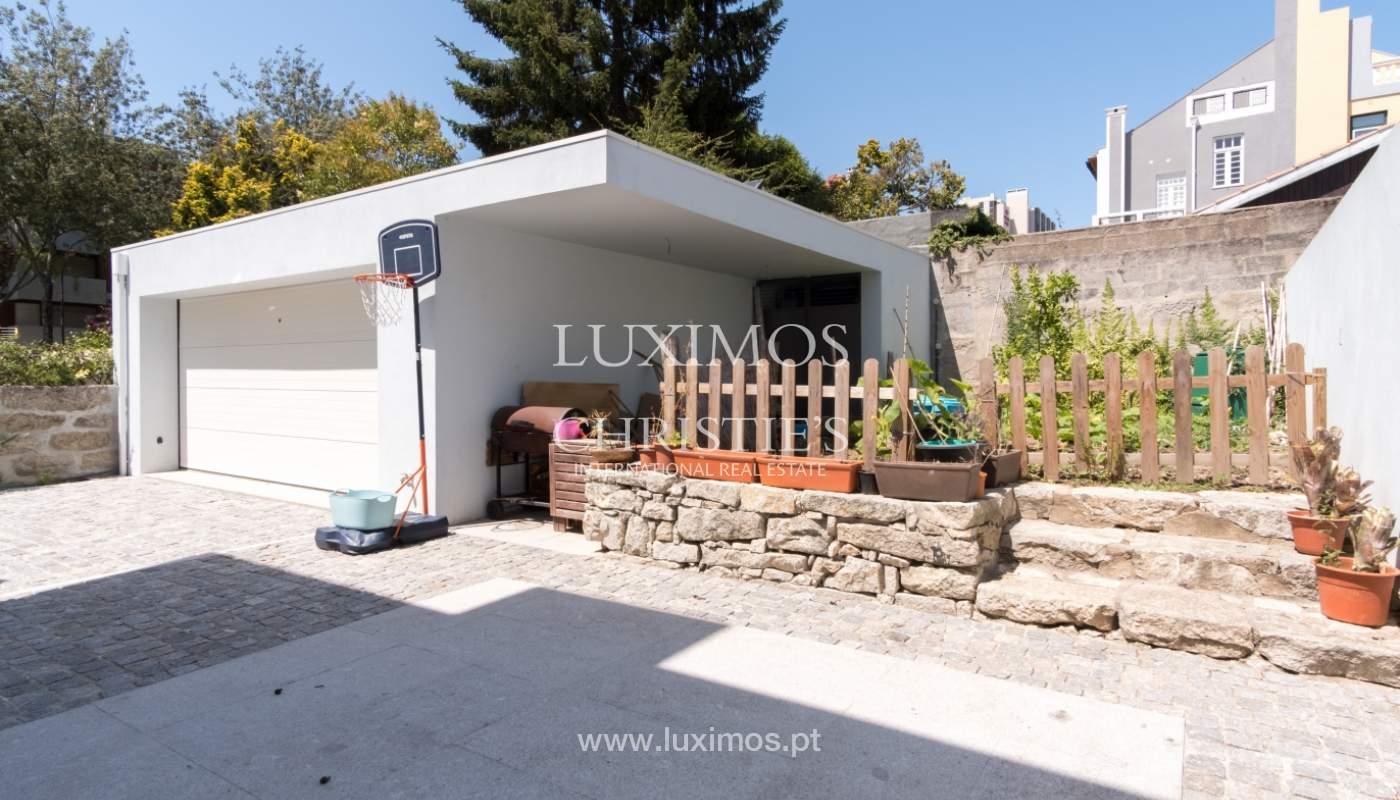 Villa with garden and backyard for sale, Boavista, Porto, Portugal_112817