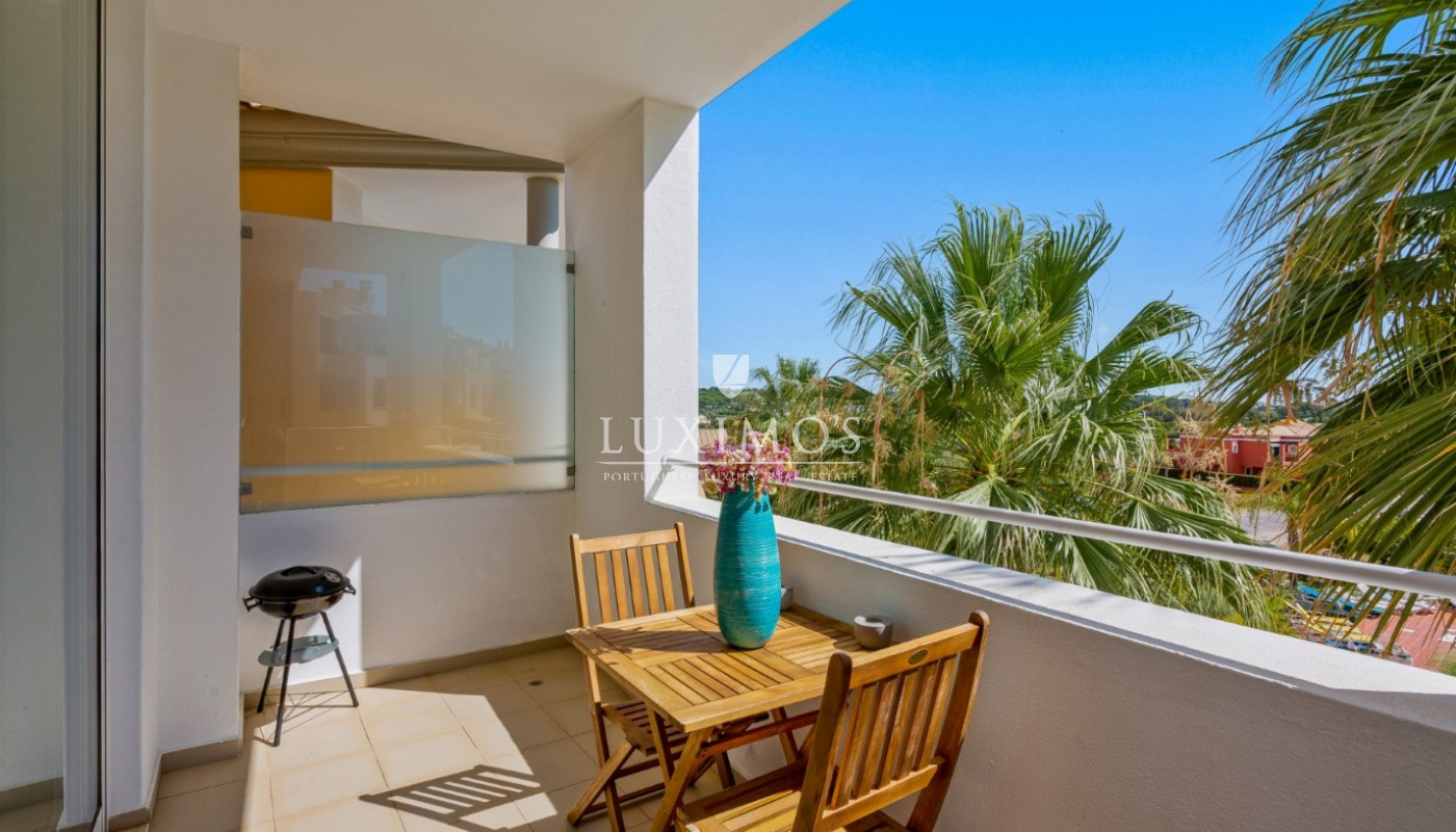Sale of apartment close to golf course in Vilamoura, Algarve, Portugal_112892