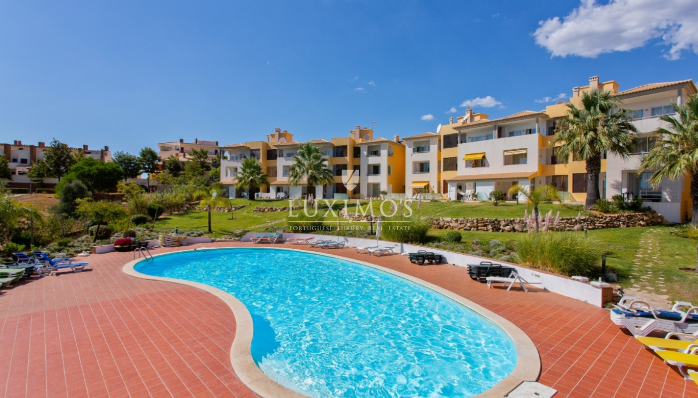 Sale of apartment close to golf course in Vilamoura, Algarve, Portugal_112906