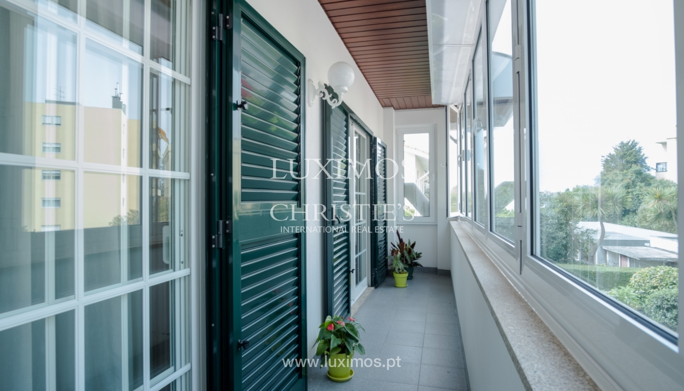 Sale of contemporary house w/ garden and terrace, Matosinhos, Portugal_112951