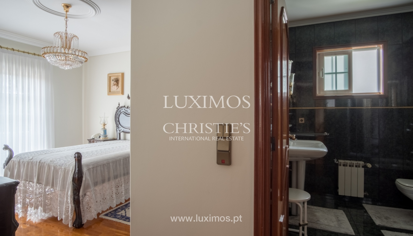 Sale of contemporary house w/ garden and terrace, Matosinhos, Portugal_112954