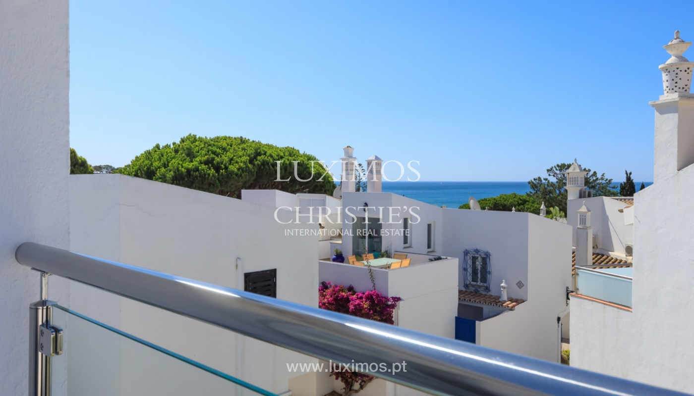 Sale of sea view villa in Vale do Lobo, Algarve, Portugal_113147