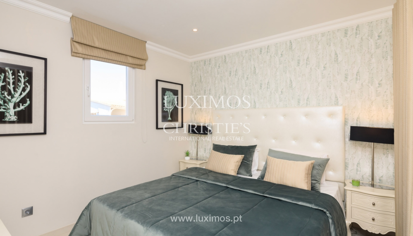 Sale of sea view villa in Vale do Lobo, Algarve, Portugal_113154
