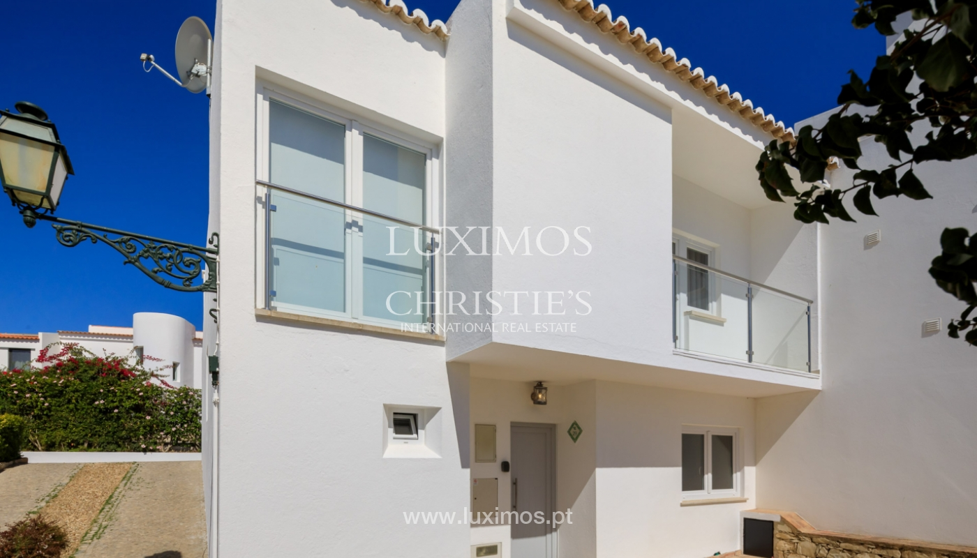 Sale of sea view villa in Vale do Lobo, Algarve, Portugal_113156