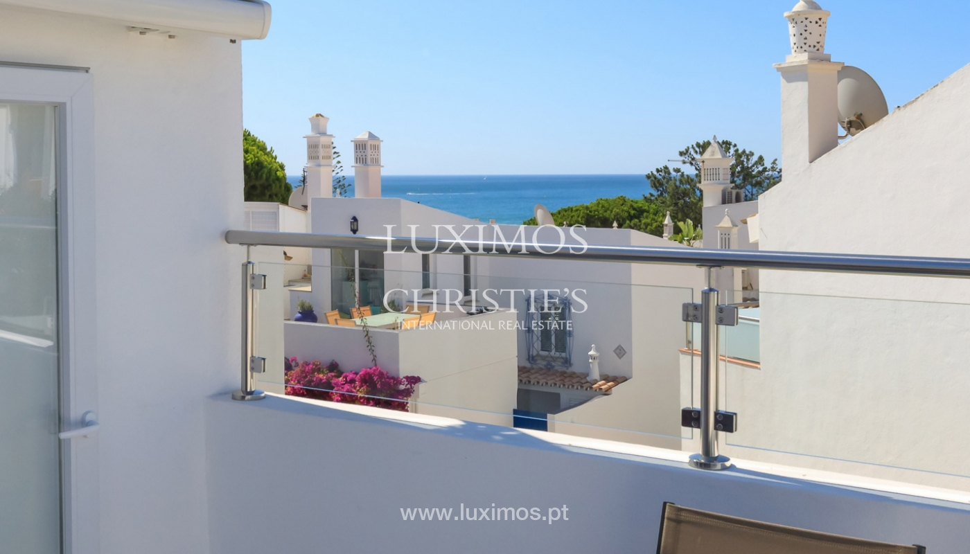Sale of sea view villa in Vale do Lobo, Algarve, Portugal_113158
