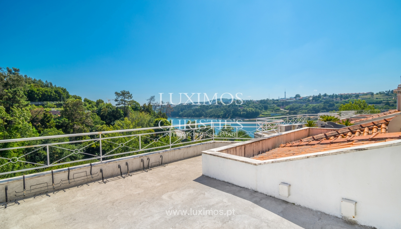 Sale of modern house with views to Douro river, Porto, Portugal_113169