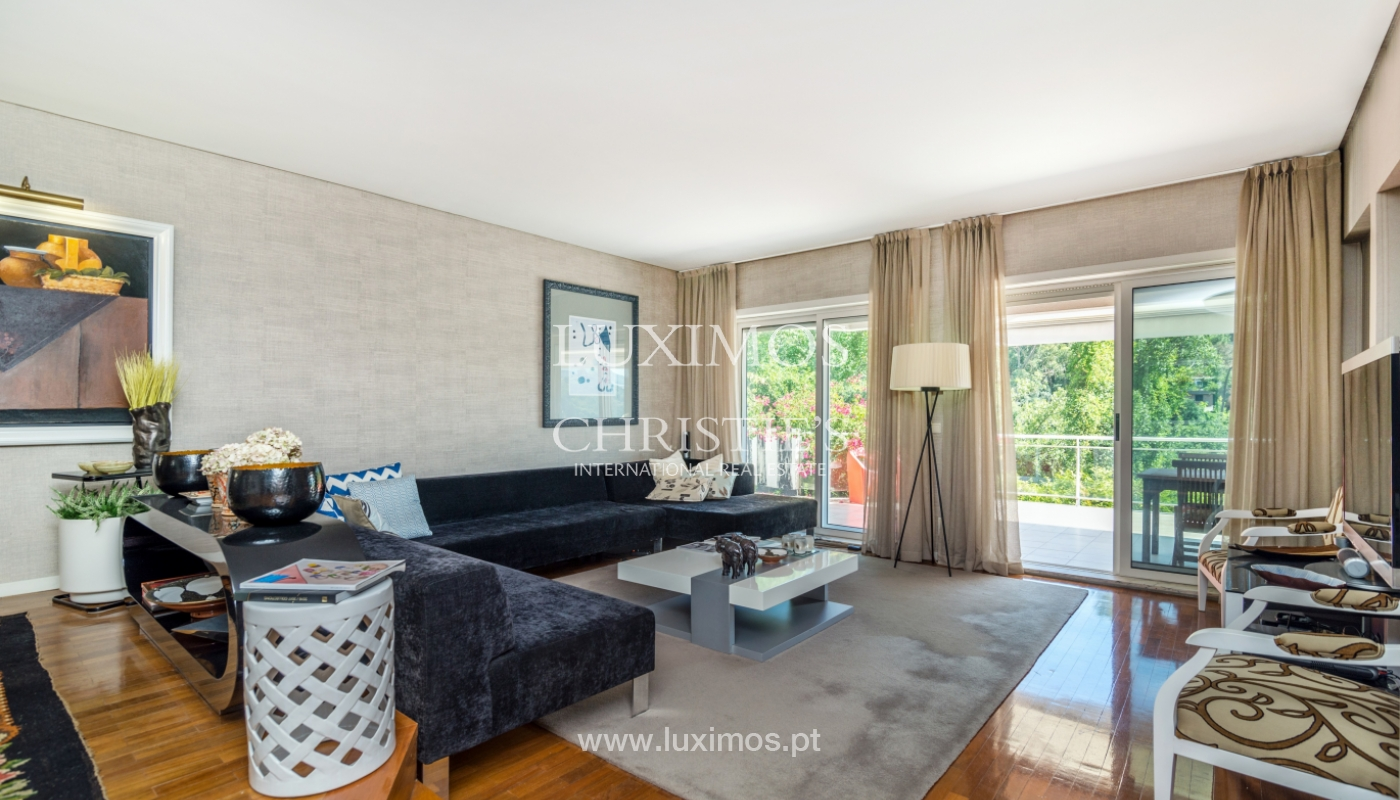 Sale of modern house with views to Douro river, Porto, Portugal_113183