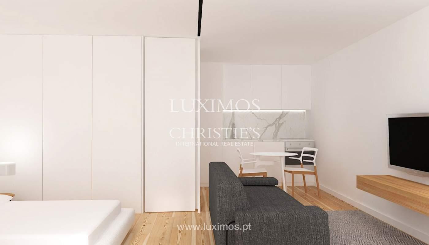 Venta de apartamento nuevo con terraza, en un desarollo, Porto, Portugal_113224