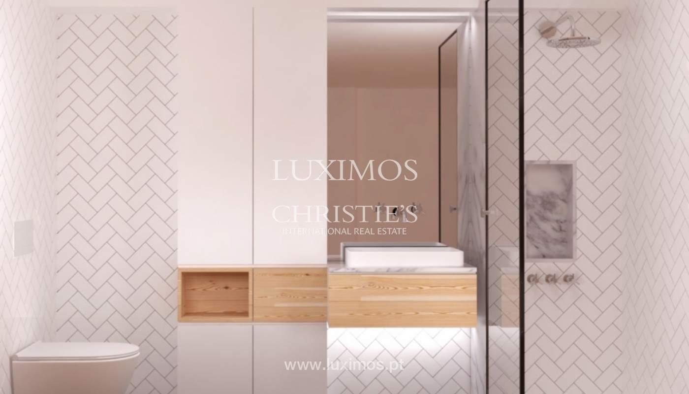 Venta de apartamento nuevo con terraza, en un desarollo, Porto, Portugal_113229