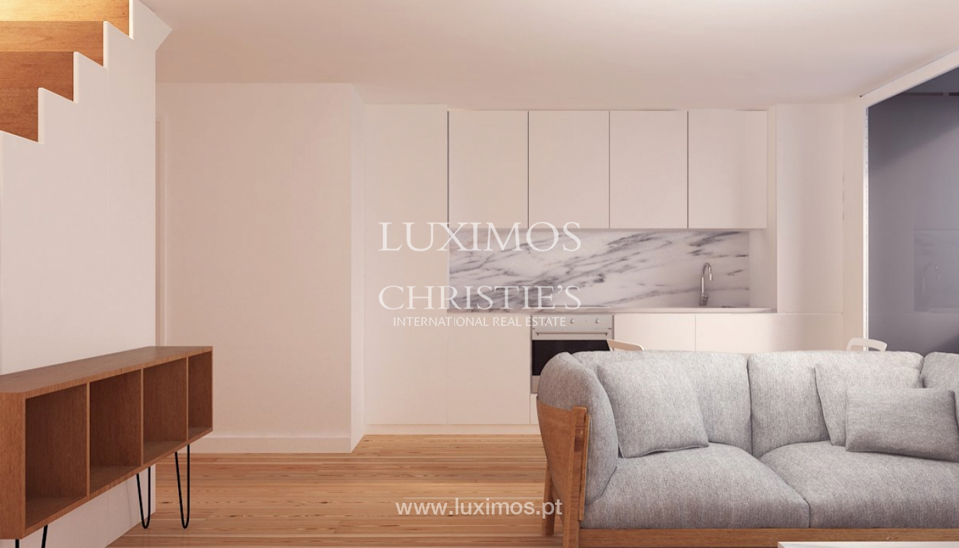 Venda: apartamento duplex novo em empreendimento no Porto, Portugal_113258