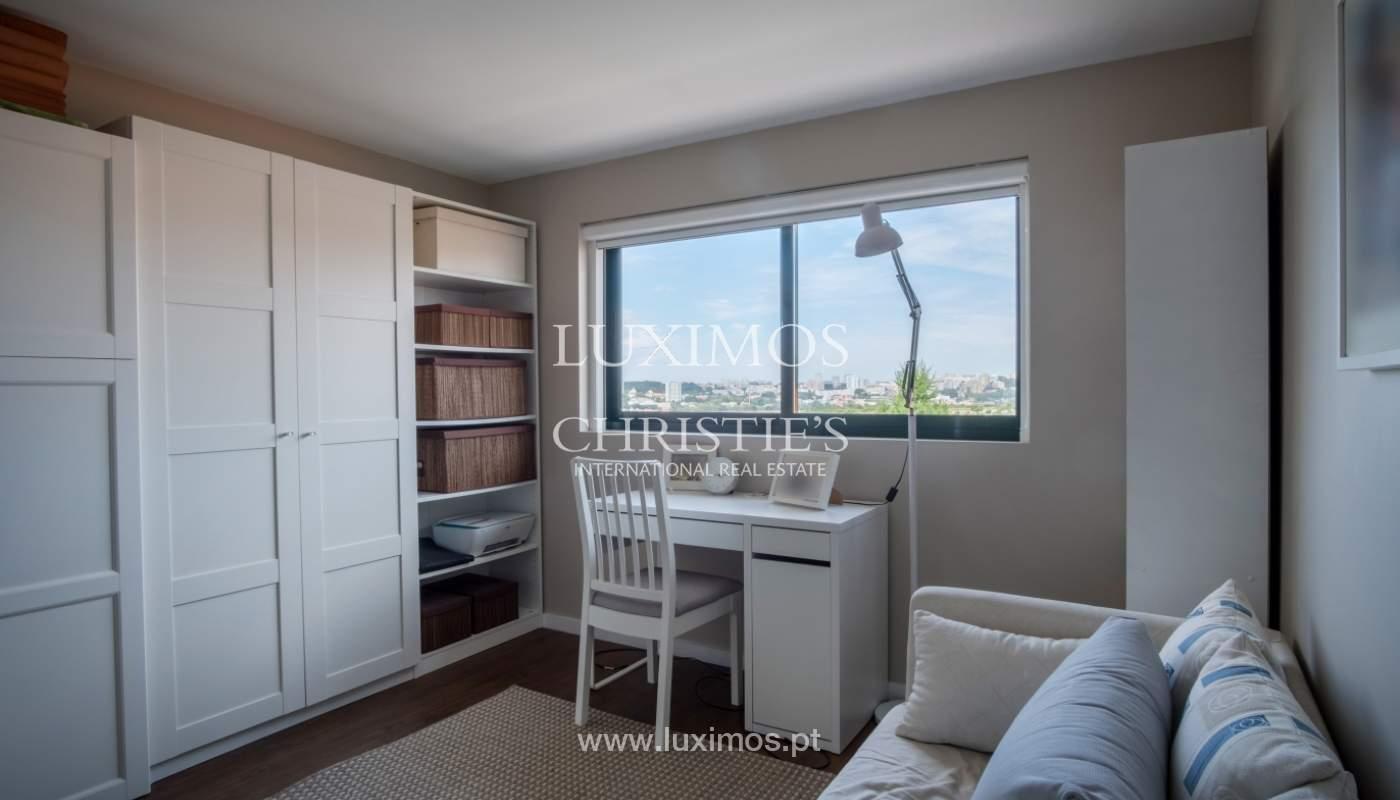 Für Verkauf villa mit Panoramablick auf das Meer und den Porto, V. N. Gaia, Portugal_113276