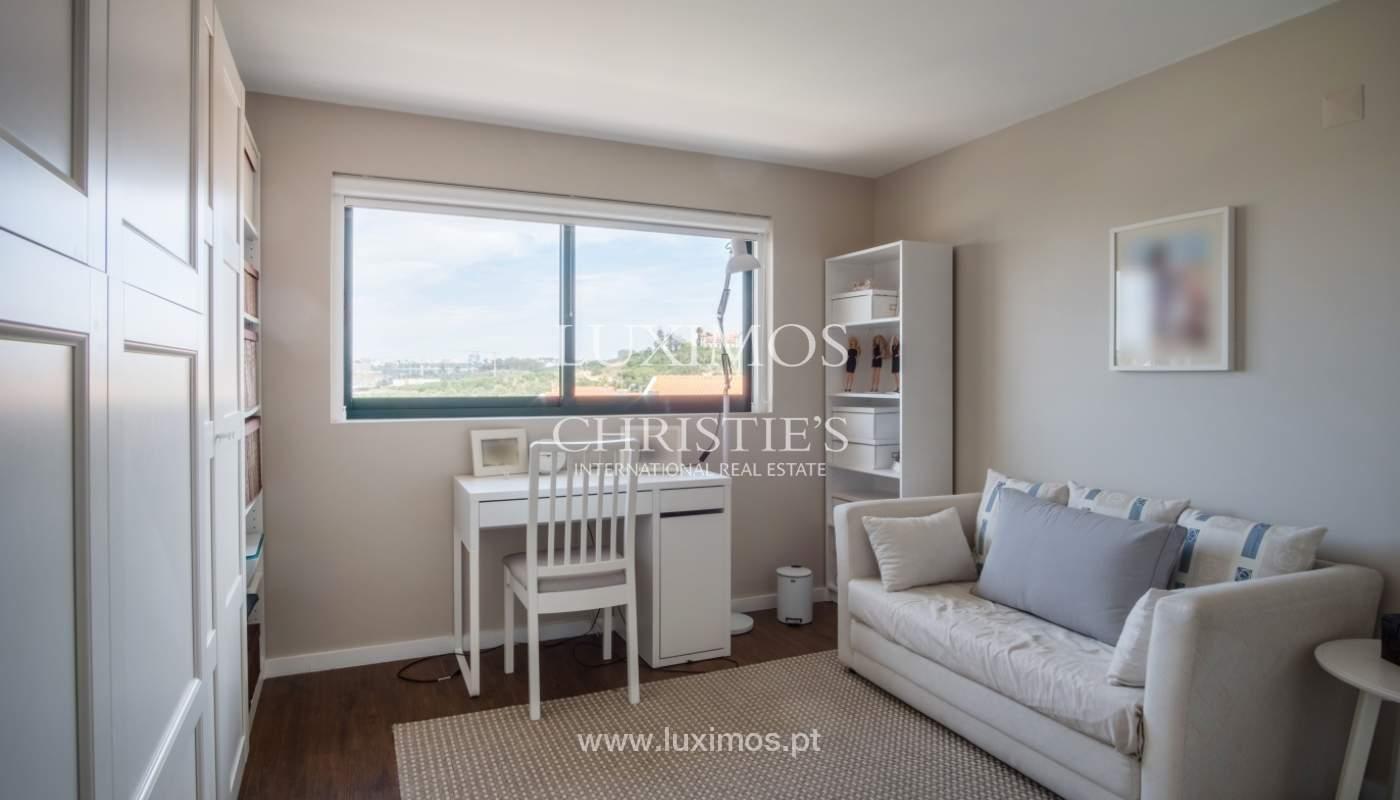 Für Verkauf villa mit Panoramablick auf das Meer und den Porto, V. N. Gaia, Portugal_113278