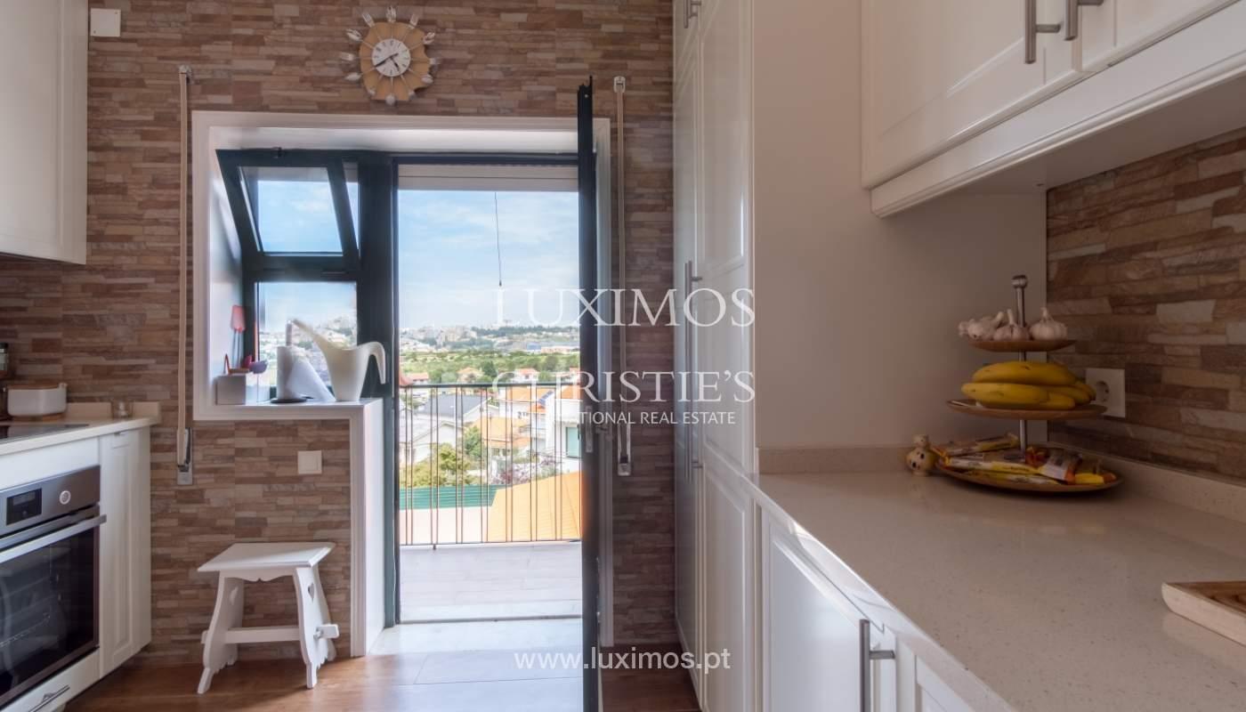 Für Verkauf villa mit Panoramablick auf das Meer und den Porto, V. N. Gaia, Portugal_113289