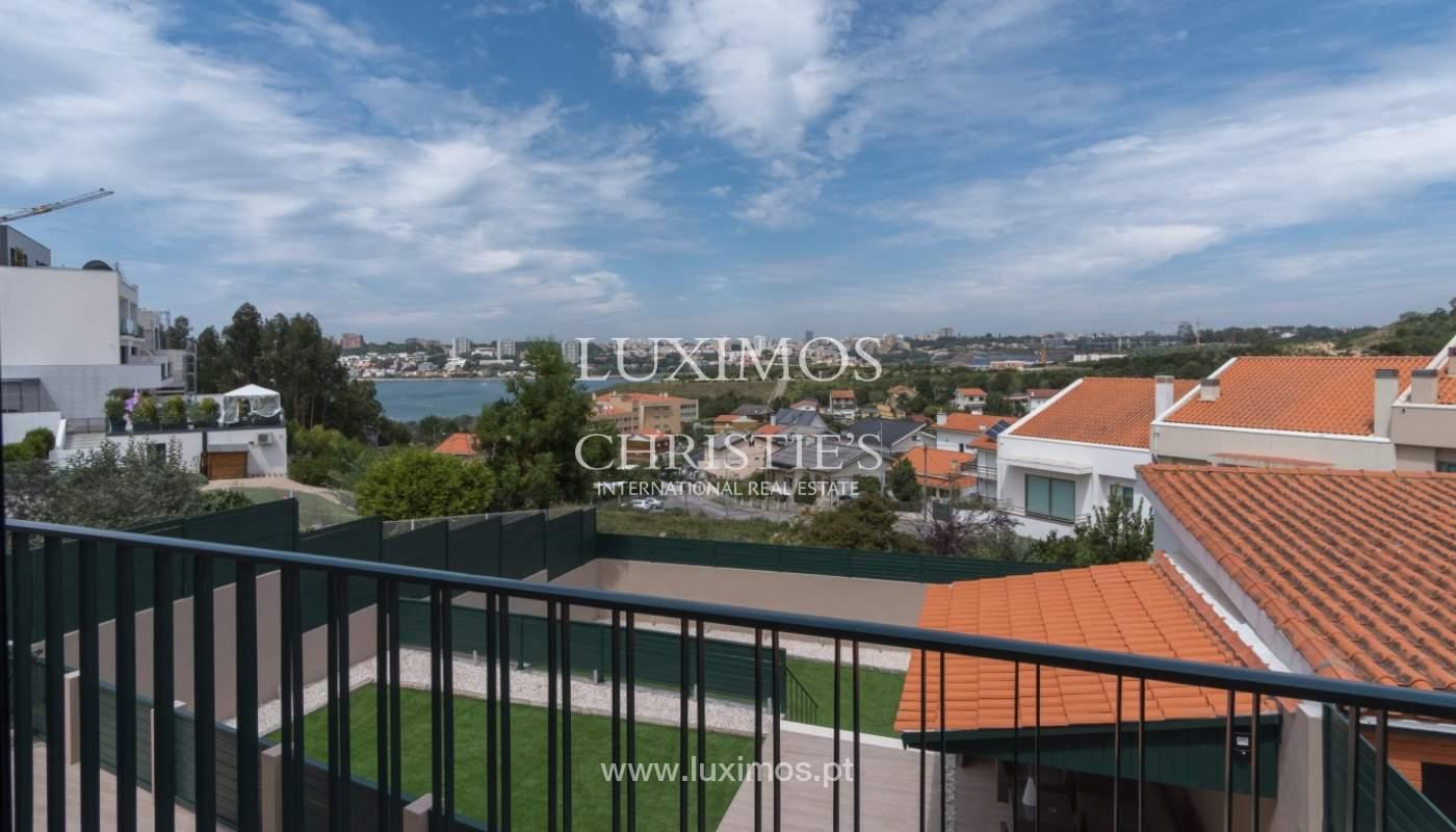 Für Verkauf villa mit Panoramablick auf das Meer und den Porto, V. N. Gaia, Portugal_113290