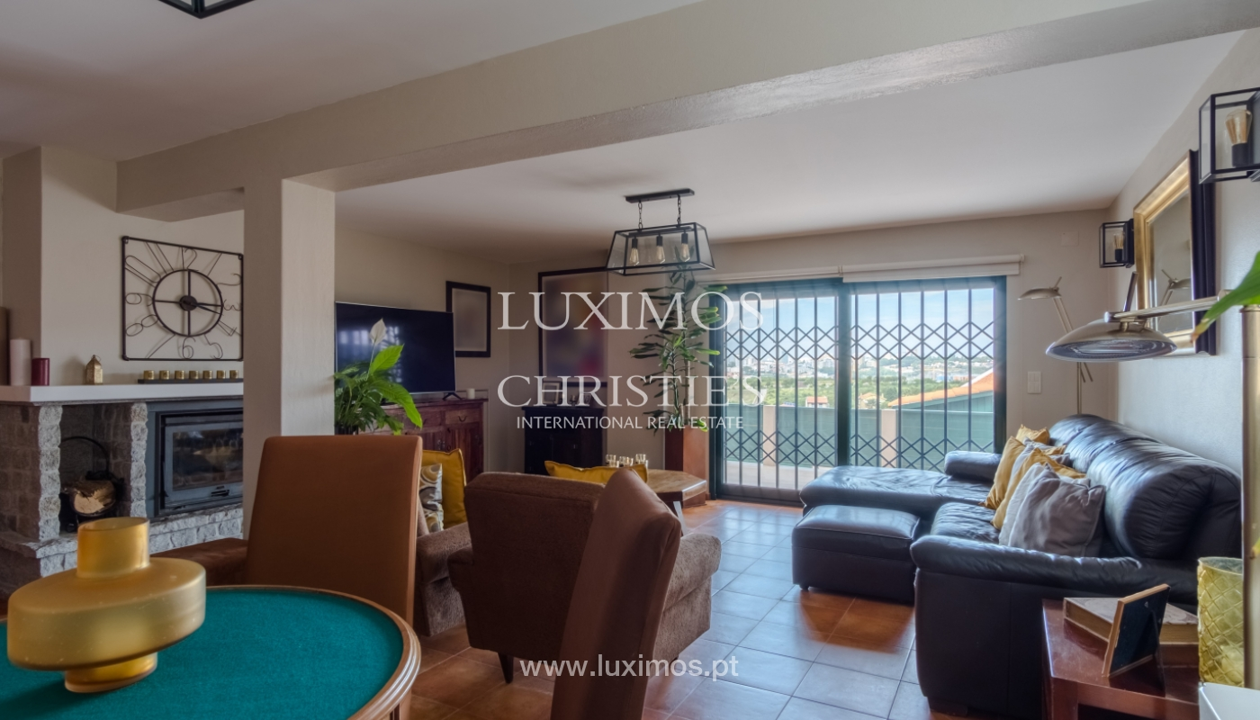 Für Verkauf villa mit Panoramablick auf das Meer und den Porto, V. N. Gaia, Portugal_113308