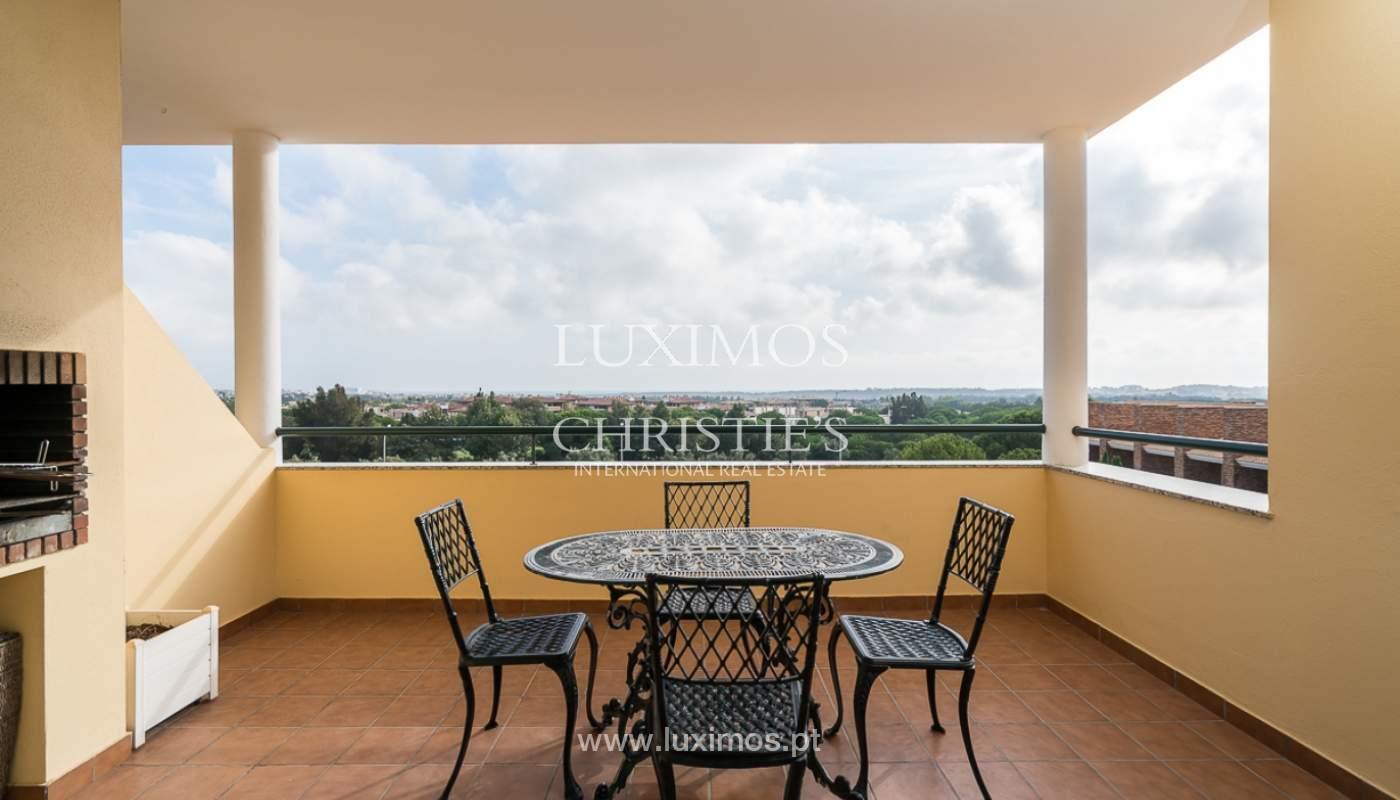 Verkauf von Schwimmbad-Ferienwohnung in Vilamoura, Algarve, Portugal_113459