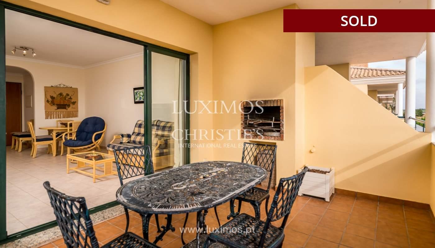 Verkauf von Schwimmbad-Ferienwohnung in Vilamoura, Algarve, Portugal_113467