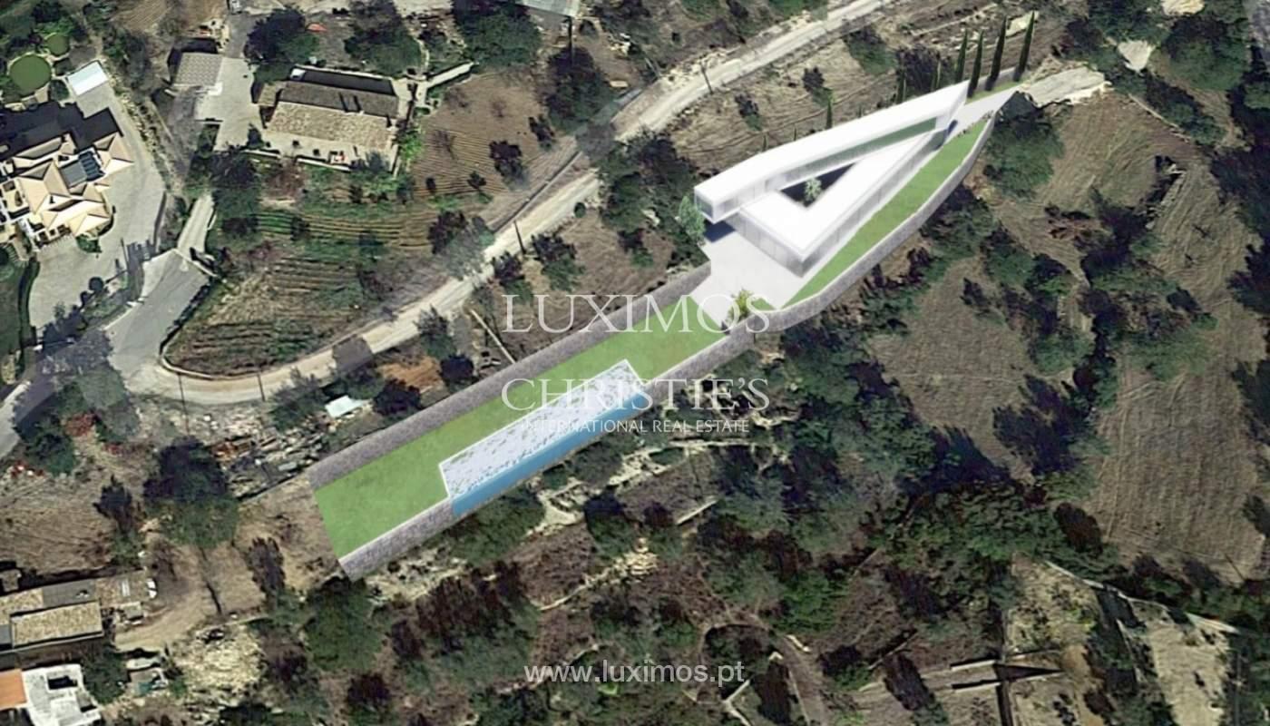 Ocean view land for construction of  a villa-Loulé_113757