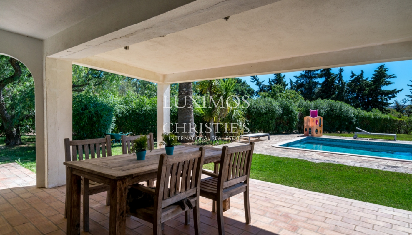 Venda de moradia com piscina em Portimão, Algarve_113869