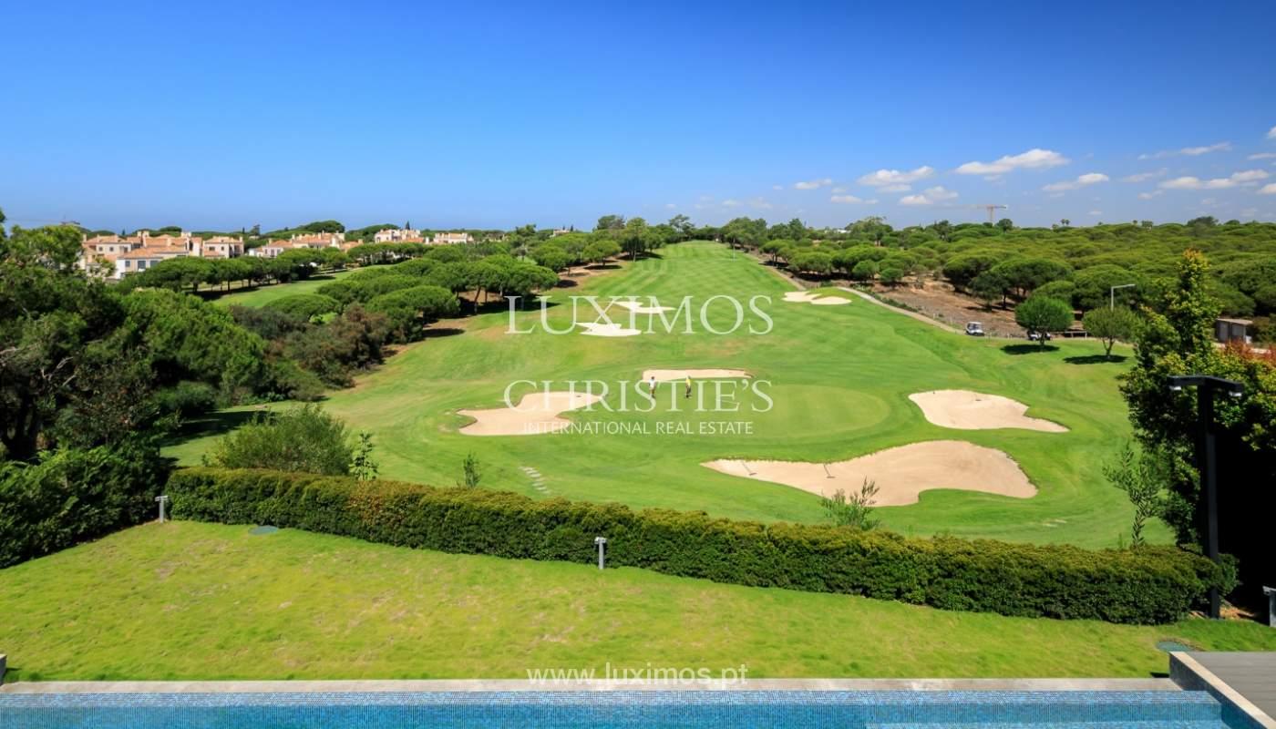 Venta de vivienda moderna vista golf, Vale do Lobo, Algarve, Portugal_113894