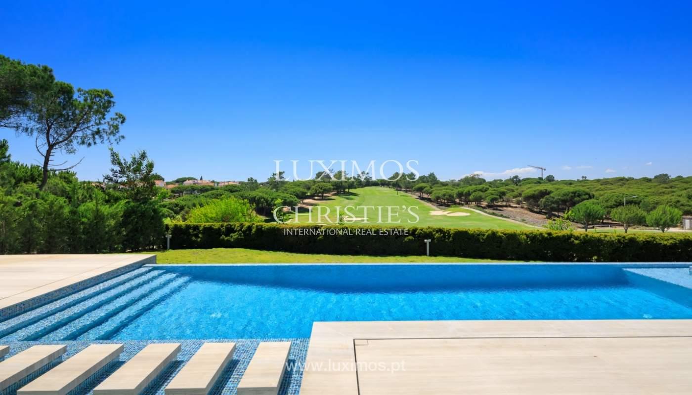 Venta de vivienda moderna vista golf, Vale do Lobo, Algarve, Portugal_113895