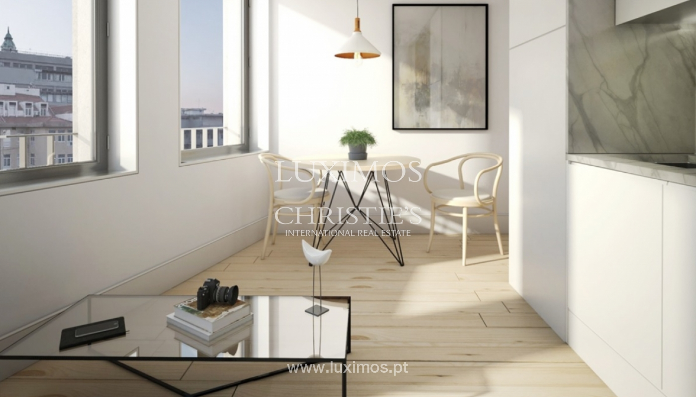 Sale of new apartment in central location of downtown Porto, Portugal_113917