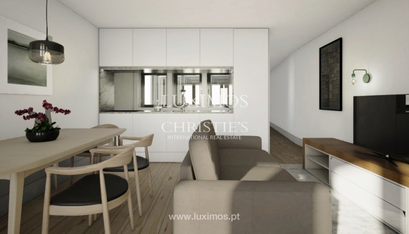 Sale of new apartment in central location of downtown Porto, Portugal_113918