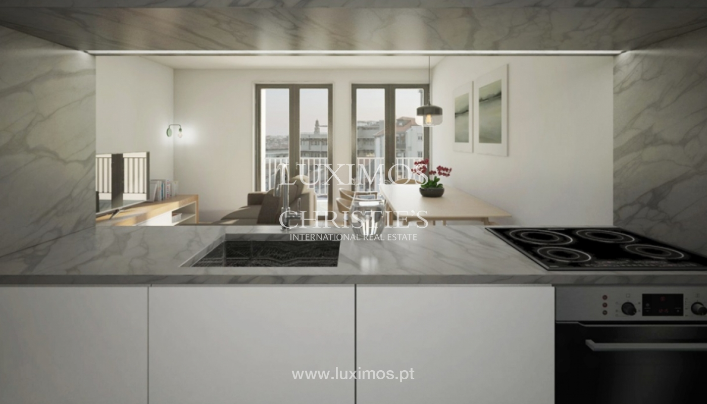 Sale of new apartment in central location of downtown Porto, Portugal_113919