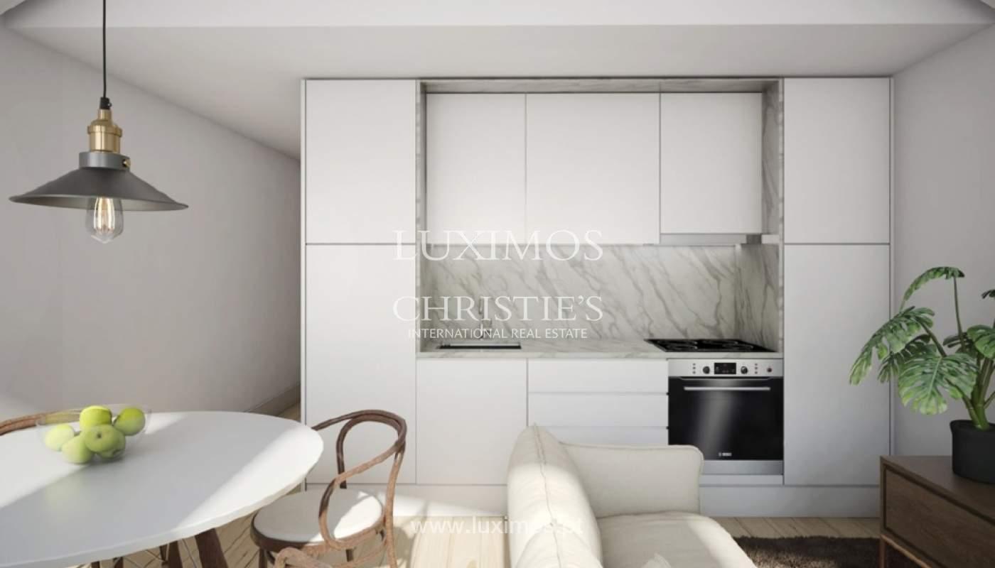 Verkauf einer neuen Triplex-Wohnung in zentraler Lage der Innenstadt von Porto, Portugal_113921