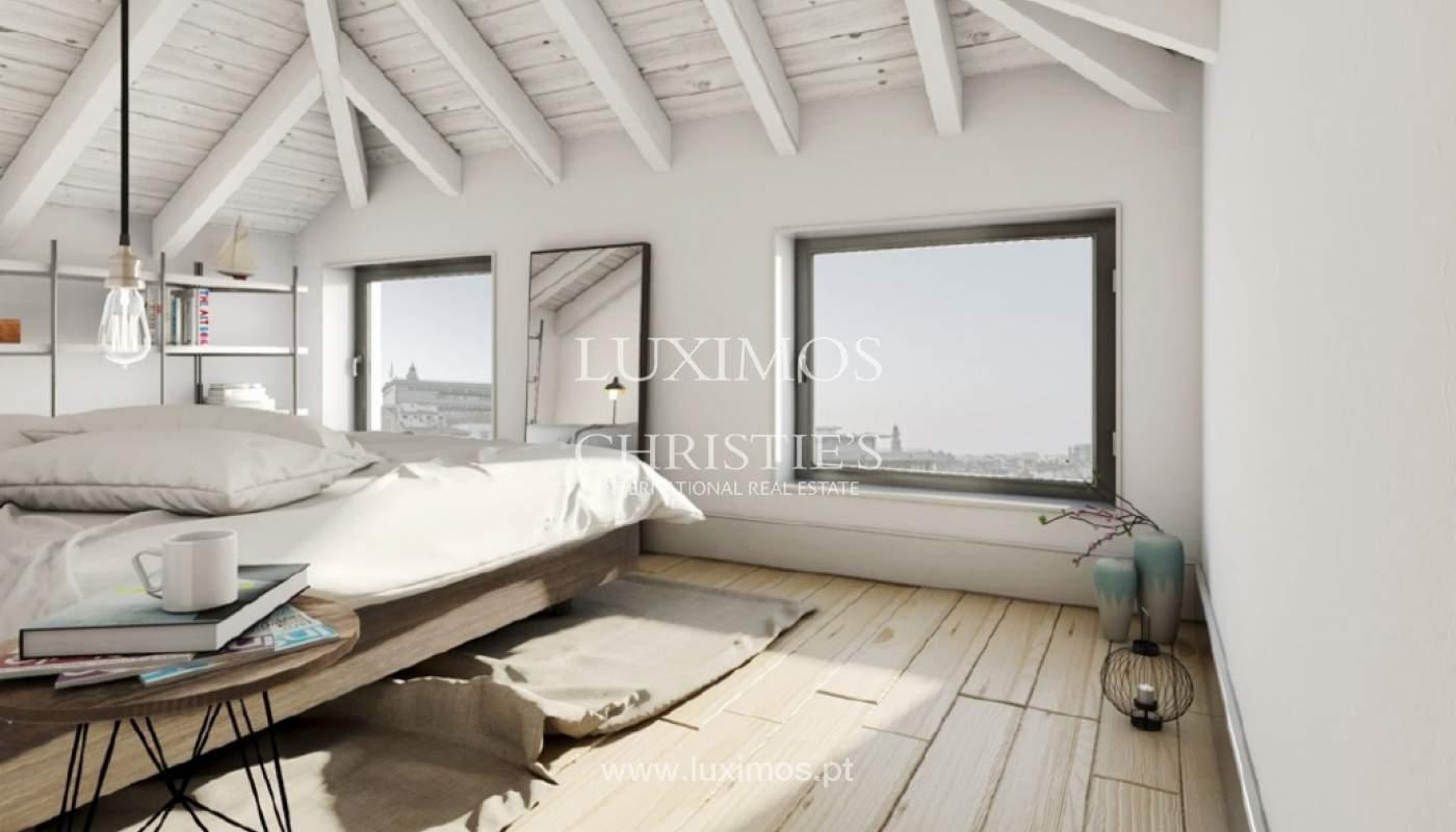 Verkauf einer neuen Triplex-Wohnung in zentraler Lage der Innenstadt von Porto, Portugal_113922