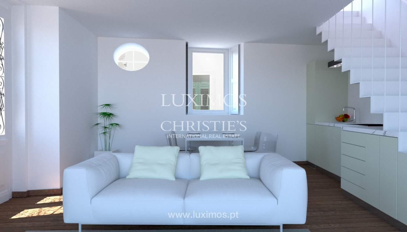 Verkauf von neuen Wohnung im Stadtzentrum, Faro, Algarve, Portugal_114030
