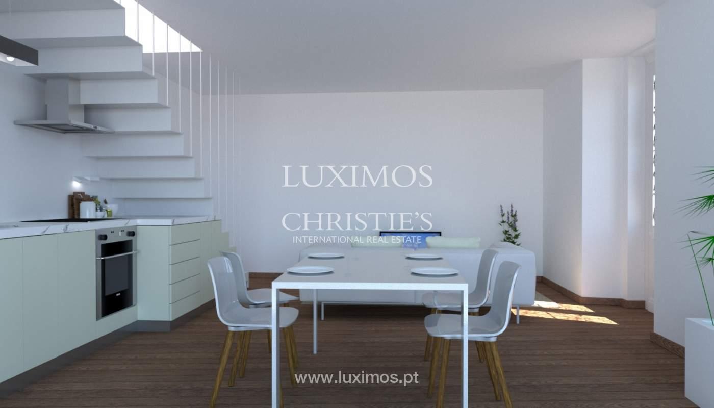 Verkauf von neuen Wohnung im Stadtzentrum, Faro, Algarve, Portugal_114031