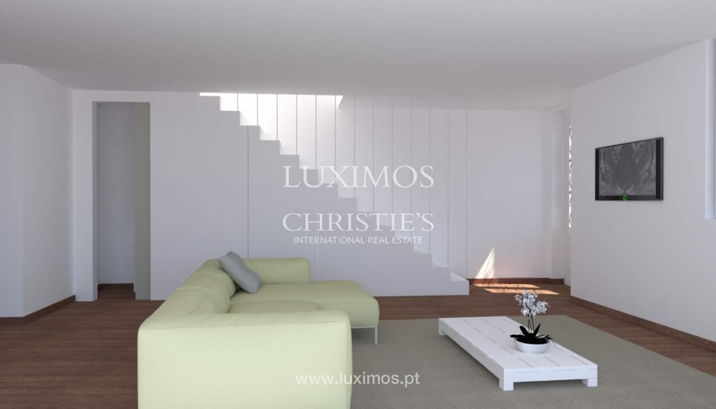 Verkauf von neuen Wohnung im Stadtzentrum, Faro, Algarve, Portugal_114041