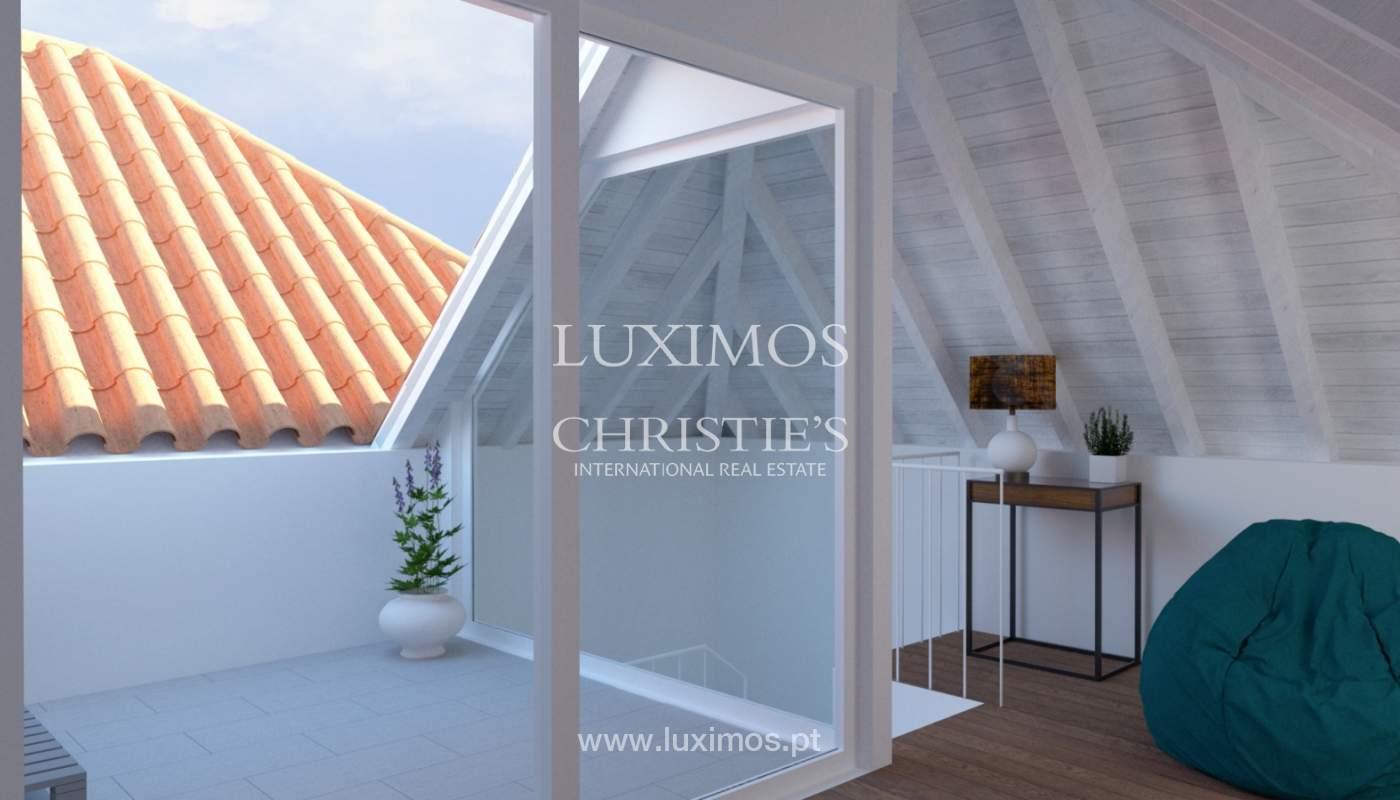 Verkauf von neuen Wohnung im Stadtzentrum, Faro, Algarve, Portugal_114046