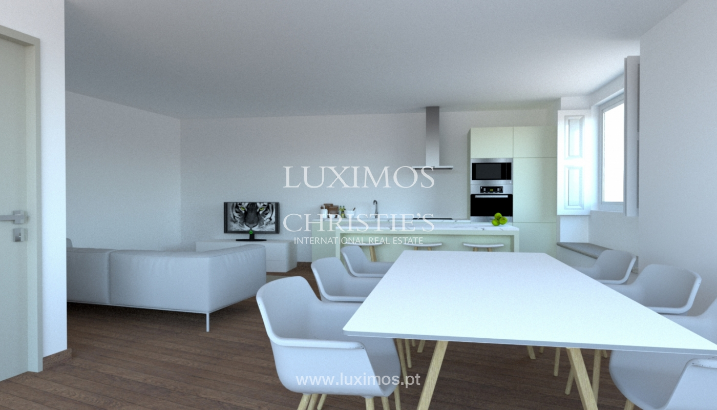 Verkauf von neuen Wohnung im Stadtzentrum, Faro, Algarve, Portugal_114146