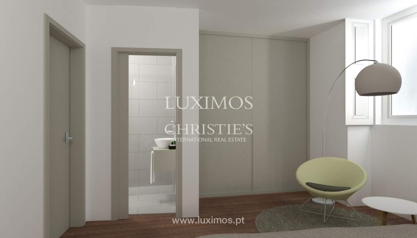 Venda de apartamento triplex novo no centro de Faro, Algarve_114147