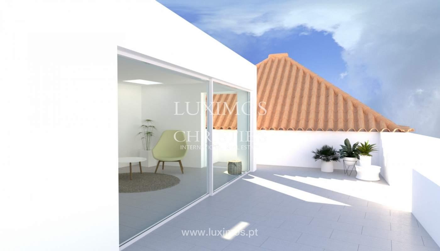 Verkauf von neuen Wohnung im Stadtzentrum, Faro, Algarve, Portugal_114169