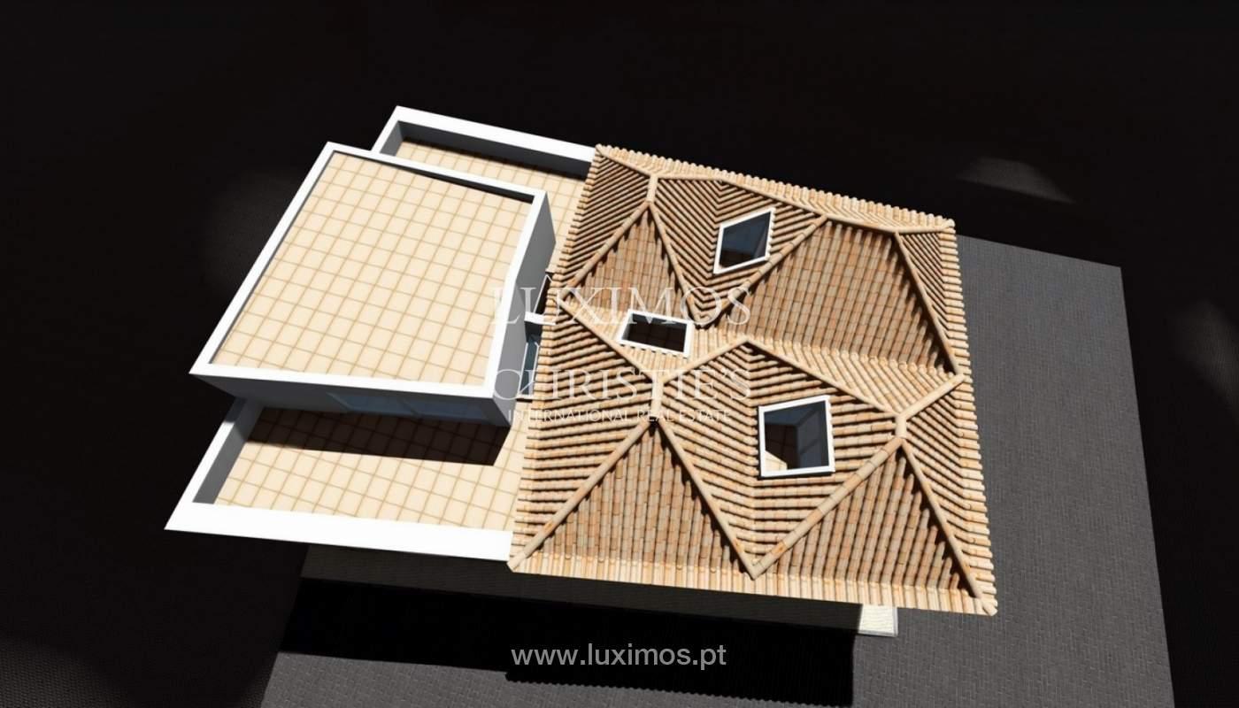 Verkauf von neuen Wohnung im Stadtzentrum, Faro, Algarve, Portugal_114197