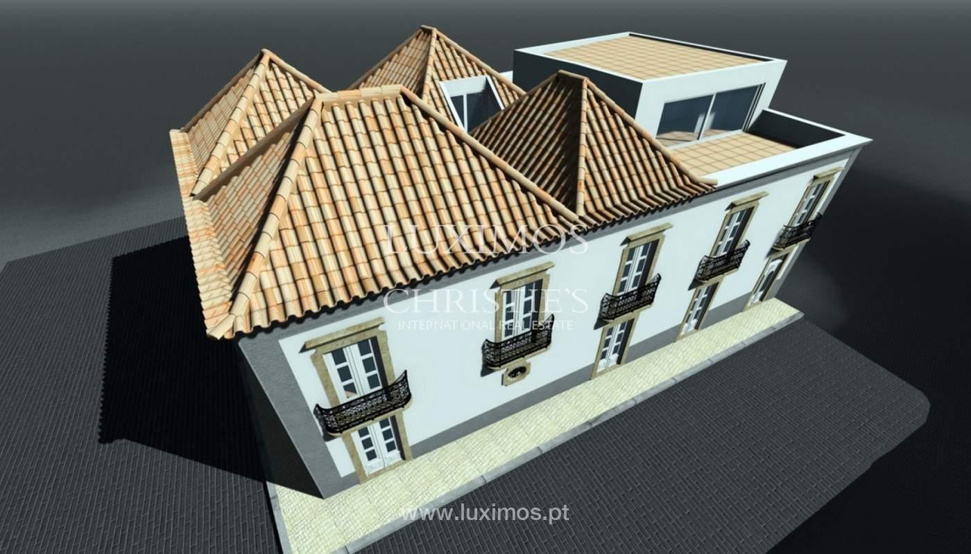 Verkauf von neuen Wohnung im Stadtzentrum, Faro, Algarve, Portugal_114198