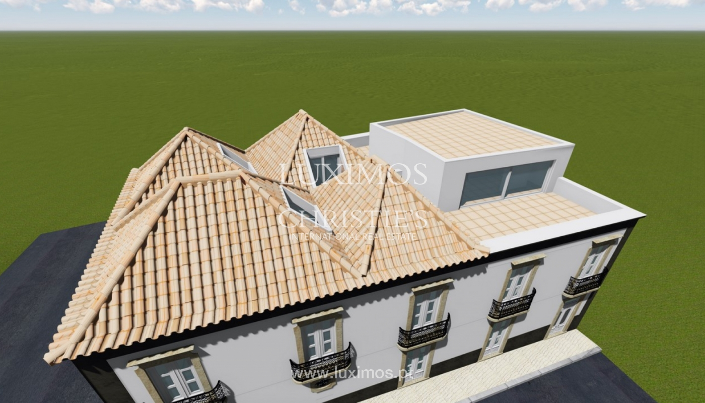 Verkauf von neuen Wohnung im Stadtzentrum, Faro, Algarve, Portugal_114201