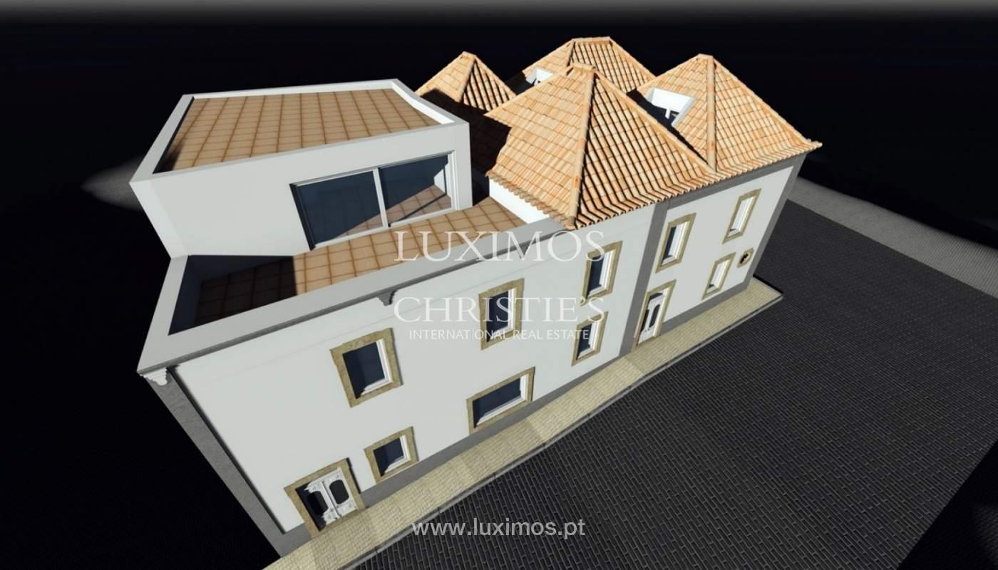 Verkauf von neuen Wohnung im Stadtzentrum, Faro, Algarve, Portugal_114216