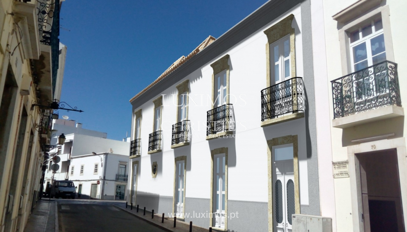 Sale of new triplex apartment in city center, Faro, Algarve, Portugal_114220