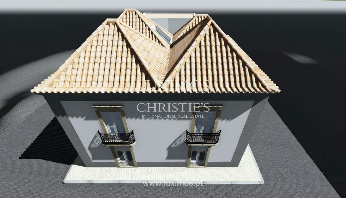 Verkauf von neuen Wohnung im Stadtzentrum, Faro, Algarve, Portugal_114222