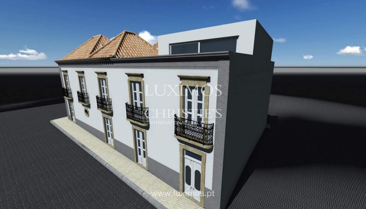 Verkauf von neuen Wohnung im Stadtzentrum, Faro, Algarve, Portugal_114223