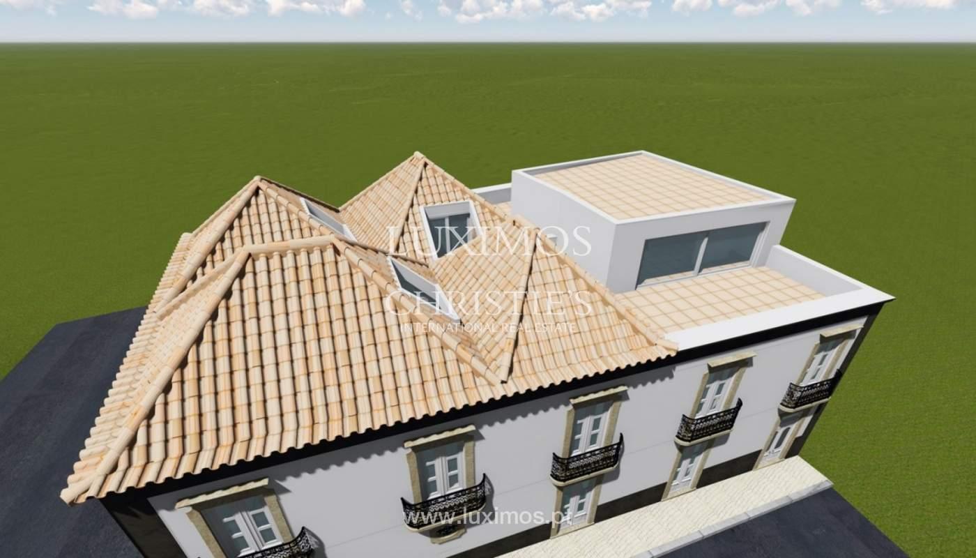Verkauf von neuen Wohnung im Stadtzentrum, Faro, Algarve, Portugal_114225