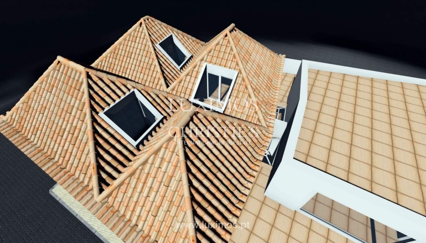 Verkauf von neuen Wohnung im Stadtzentrum, Faro, Algarve, Portugal_114228