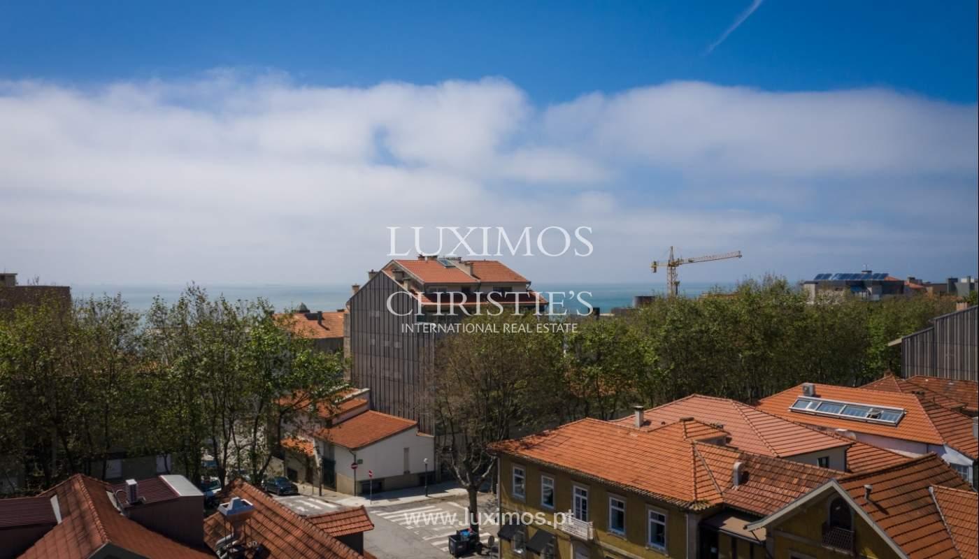 New duplex apartment for sale, with terrace, Foz, Porto, Portugal_114324